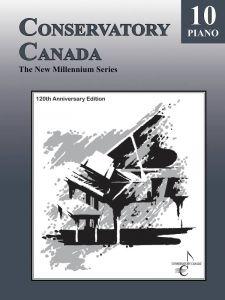 NOVUS VIA MUSIC CONSERVATORY Canada The New Millennium Series Piano Grade 10