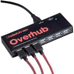 ELEKTRON OVERHUB 7-port Usb Hub For Elektron Overbridge