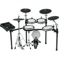 YAMAHA DTX920K Electronic Drum Kit + Kp100 Kick Drum W/tcs Pads & Hi-hat Stand