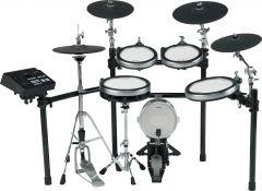 YAMAHA DTX760K 6-piece Electronic Drum Kit + Kp100 Kick Drum W/tcs Pads & Hihat Stand