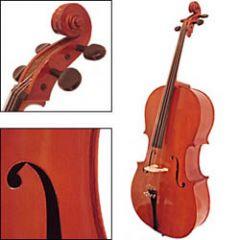 FUJIYAMA MODEL Fc80l Student Level Cello 3/4 Size