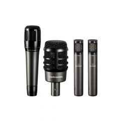 AUDIO-TECHNICA ATM-DRUM4 4-piece Drum Microphone Package