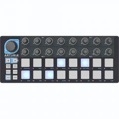 ARTURIA BEATSTEP Portable Usb Pad Controller In Ltd Ed Black