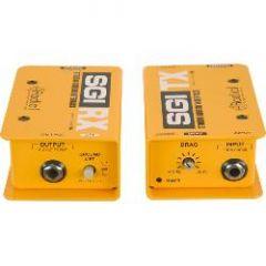 RADIAL SGI Active Class-a Studio Guitar Interface With Tx & Rx Modules