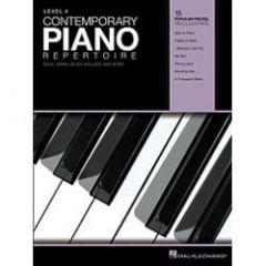 HAL LEONARD CONTEMPORARY Piano Repertoire Level 4