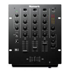 NUMARK M4 3-channel Dj Mixer (scratch)