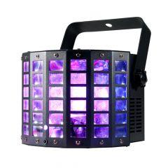 AMERICAN DJ MINI-DEKKER-LZR 48 Lens Rgbw & Lazer Fixture