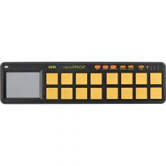 KORG NANOPAD 2 Ltd Ed Mini Pad Controller W/ Orange Pads