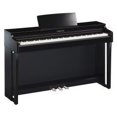 YAMAHA CLP625PE Entry Level Clavinova With Gh3x Keyboard, Polished Ebony