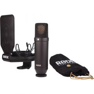 RODE NT1-KIT Studio Condenser Microphone Bundle