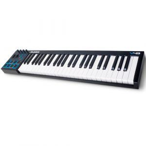 ALESIS V49 49-key Usb/midi Keyboard Controller With Pads
