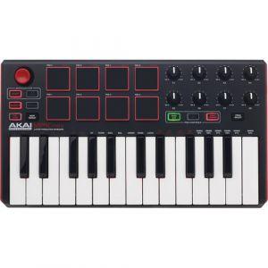 AKAI MPK Mini Mk2 Usb/midi Pad & Keyboard Controller