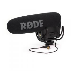 RODE VMP-R Videomic Pro Rycote Shotgun Condenser Microphone