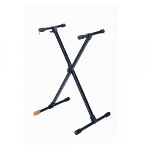 HERCULES KS118B Travlite Keyboard Xstand With Trigger Adjuster