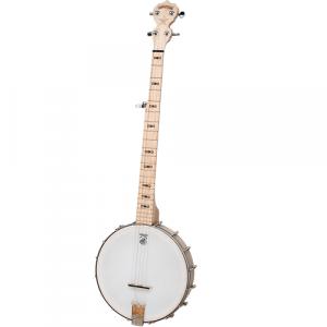 DEERING BANJO GOODTIME Banjo Beginner Package (dvd, Strap, Picks, Tuner & Gig Bag)