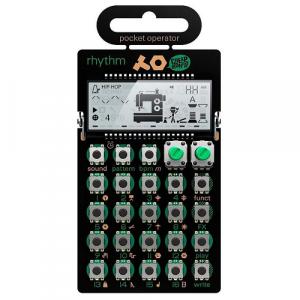 TEENAGE ENGINEERING PO-12 Rhythm Pocket Operator Drum Machine