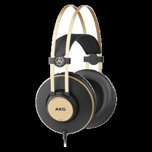 AKG ACOUSTICS K92 Closed Back Studio Headphones