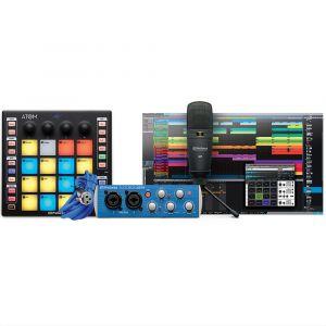 PRESONUS ATOM Producer Lab Bundle W/atom,audiobox Usb96,m7 Mic,cable,studio One Artist