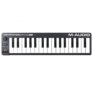 M-AUDIO KEYSTATION Mini 32 Mk3 32-minikey Usb/midi Keyboard Controller