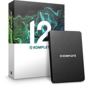 NATIVE INSTRUMENTS KOMPLETE 12 Software Plug-in Bundle