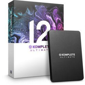 NATIVE INSTRUMENTS KOMPLETE 12 Ultimate Software Plug-in Bundle