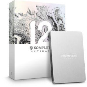 NATIVE INSTRUMENTS KOMPLETE 12 Collectors Edition Software Plug-in Bundle
