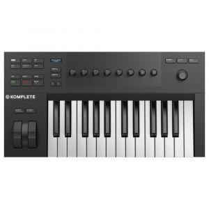 NATIVE INSTRUMENTS KOMPLETE Kontrol A25 25-key Usb Keyboard Controller