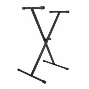 ONSTAGE KS7190 Single-braced Keyboard X-stand