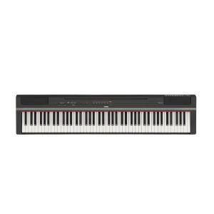YAMAHA P125B 88-key Graded Hammer Action Stage Piano (black)