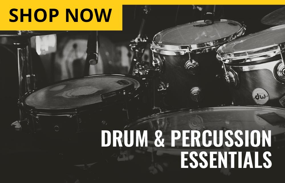Drums & Percussion Essentials