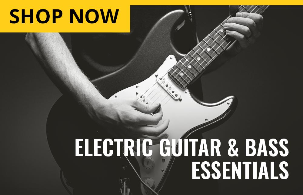 Electric Guitar & Bass Essentials